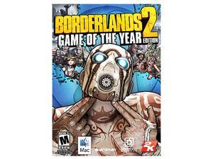 Borderlands 2: Game of the Year Edition [Online Game Code]
