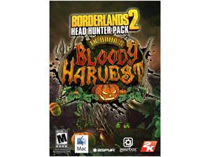 Borderlands 2 Headhunter DLC: Tk Baha's Bloody Harvest for Mac [Online Game Code]