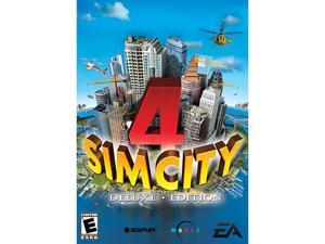 SimCity 4 Deluxe Edition for Mac [Online Game Code]