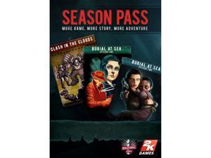 BioShock Infinite: Season Pass for Mac [Online Game Code]