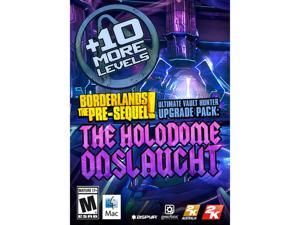 Borderlands: The Pre-Sequel - Ultimate Vault Hunter Upgrade Pack: The Holodome Onslaught (MAC) [Online Game Code]