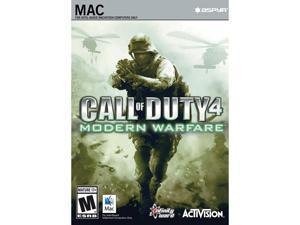 Call of Duty 4: Modern Warfare (MAC) [Online Game Code]
