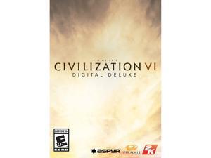 Sid Meier's Civilization VI Digital Deluxe Edition (Steam) [Online Game Code]