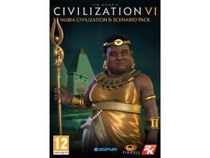 Sid Meier's Civilization VI - Nubia Civilization & Scenario Pack [Online Game Code]