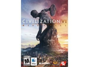 Sid Meier's Civilization VI - Rise and Fall [Online Game Code]