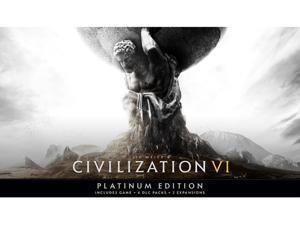 Sid Meier's Civilization VI: Platinum Edition (Steam) [Online Game Code]