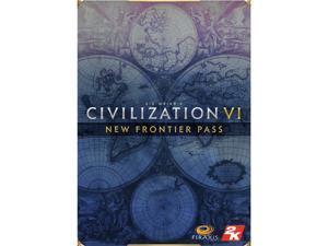 Sid Meier's Civilization VI - New Frontier Pass [Online Game Code]