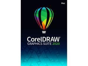 CorelDRAW Graphics Suite 2020 Mac - Download