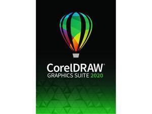 CorelDRAW Graphics Suite 2020 365-Day Windows Subscription - Download