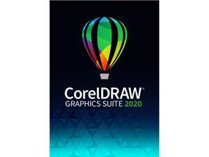 CorelDRAW Graphics Suite 2020 365-Day Mac Subscription - Download
