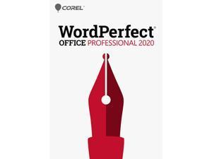 Corel WordPerfect Office 2020 Pro Upgrade - Download