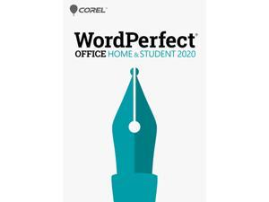 Corel WordPerfect Office 2020 & Home & Student Edition - Download