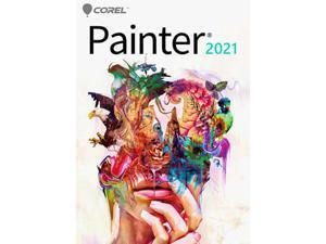 Corel Painter 2021 - Upgrade (Windows/Mac) - Download