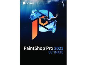 Corel PaintShop Pro 2021 Ultimate - Download