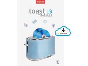 Corel Roxio Toast 19 Titanium for Mac - Download