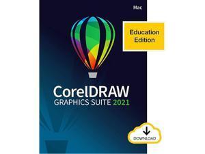 CorelDRAW Graphics Suite 2021 Mac Education Edition - Download