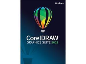 CorelDRAW Graphics Suite 2021 365-Day Windows Subscription - Download