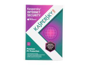 Kaspersky Internet Security 2013 - 3 PCs