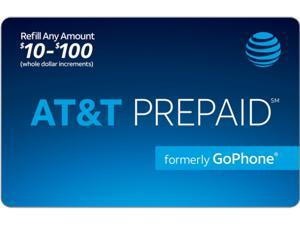 AT&T Prepaid Wireless $45 Refill Card (Email Delivery)