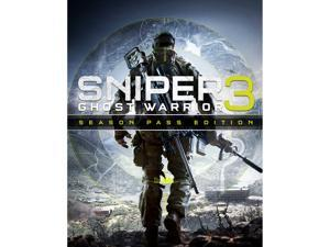 Sniper Ghost Warrior 3 - Season Pass Edition [Online Game Code]