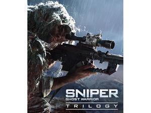 Sniper: Ghost Warrior Trilogy [Online Game Code]