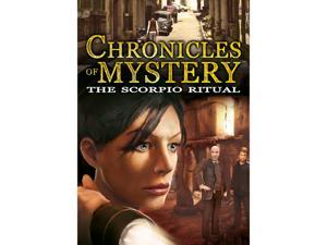 Chronicles of Mystery: The Scorpio Ritual [Online Game Code]