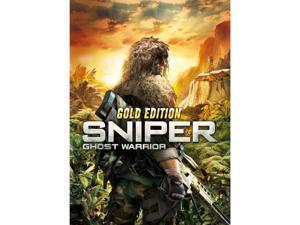 Sniper Ghost Warrior Gold Edition [Online Game Code]