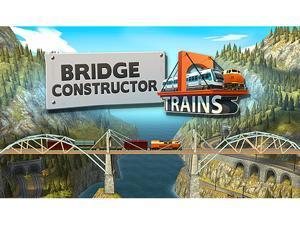 Bridge Constructor Trains - Expansion Pack [Online Game Code]