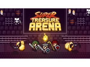 Super Treasure Arena - Early Access [Online Game Code]