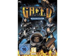 Greed: Black Border [Online Game Code]