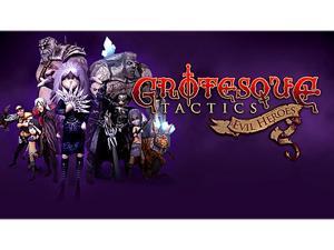 Grotesque Tactics: Evil Heroes [Online Game Code]