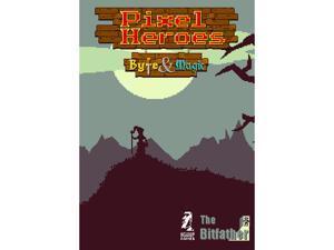 Pixel Heroes - Byte & Magic [Online Game Code]