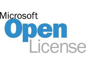Microsoft Windows Server Standard Edition - License & software assurance - 16 cores - Open License - Single Language