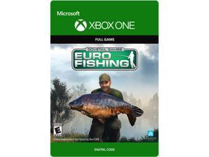 Dovetail Games Euro Fishing Xbox One [Digital Code]