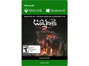 Halo Wars 2: Awakening the Nightmare Xbox One / Windows 10 [Digital Code]