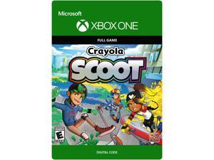 Crayola Scoot Xbox One [Digital Code]