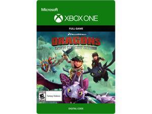 DreamWorks Dragons Dawn of New Riders Xbox One [Digital Code]