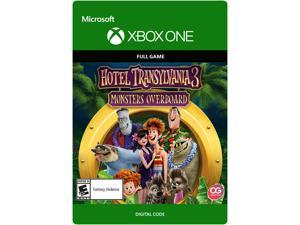 Hotel Transylvania 3: Monsters Overboard Xbox One [Digital Code]