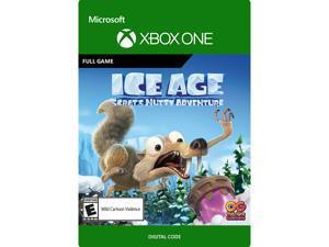 Ice Age: Scrat's Nutty Adventure Xbox One [Digital Code]