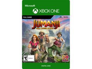 Jumanji: The Video Game Xbox One [Digital Code]