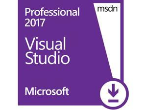 Microsoft Visual Studio Professional with MSDN - License & software assurance - 1 user - Microsoft Qualified - MOLP: Open Business - Win - All Languages - 2 year subscription