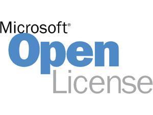 Microsoft Office Standard Edition - License & software assurance - 1 PC - Open License - Win - Single Language
