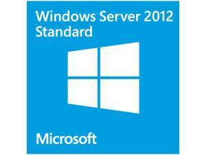 Windows Server Standard 2012 (Base License) - OEM