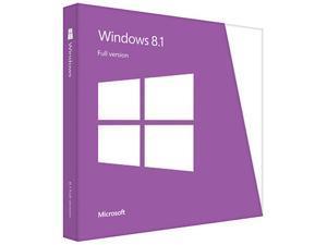 Microsoft Windows 8.1 64-Bit [French]