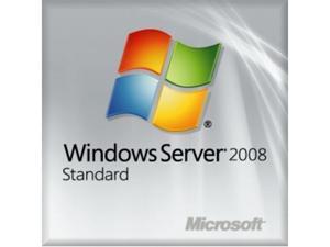 Windows Server Standard 2008 R2 SP1 64-Bit (1 - 4 CPU, 5CALs) - OEM