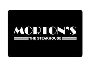 Morton's Steakhouse $100 Giftcard (Email Delivery)