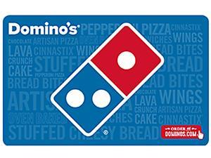 Domino's $20 Gift Card (Email Delivery)