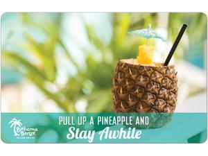 Bahama Breeze $50.00 Gift Card (Email Delivery)