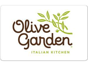 Olive Garden $25.00 Gift Card (Email Delivery)
