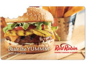 $50 Red Robin Gift Card + $10 GC